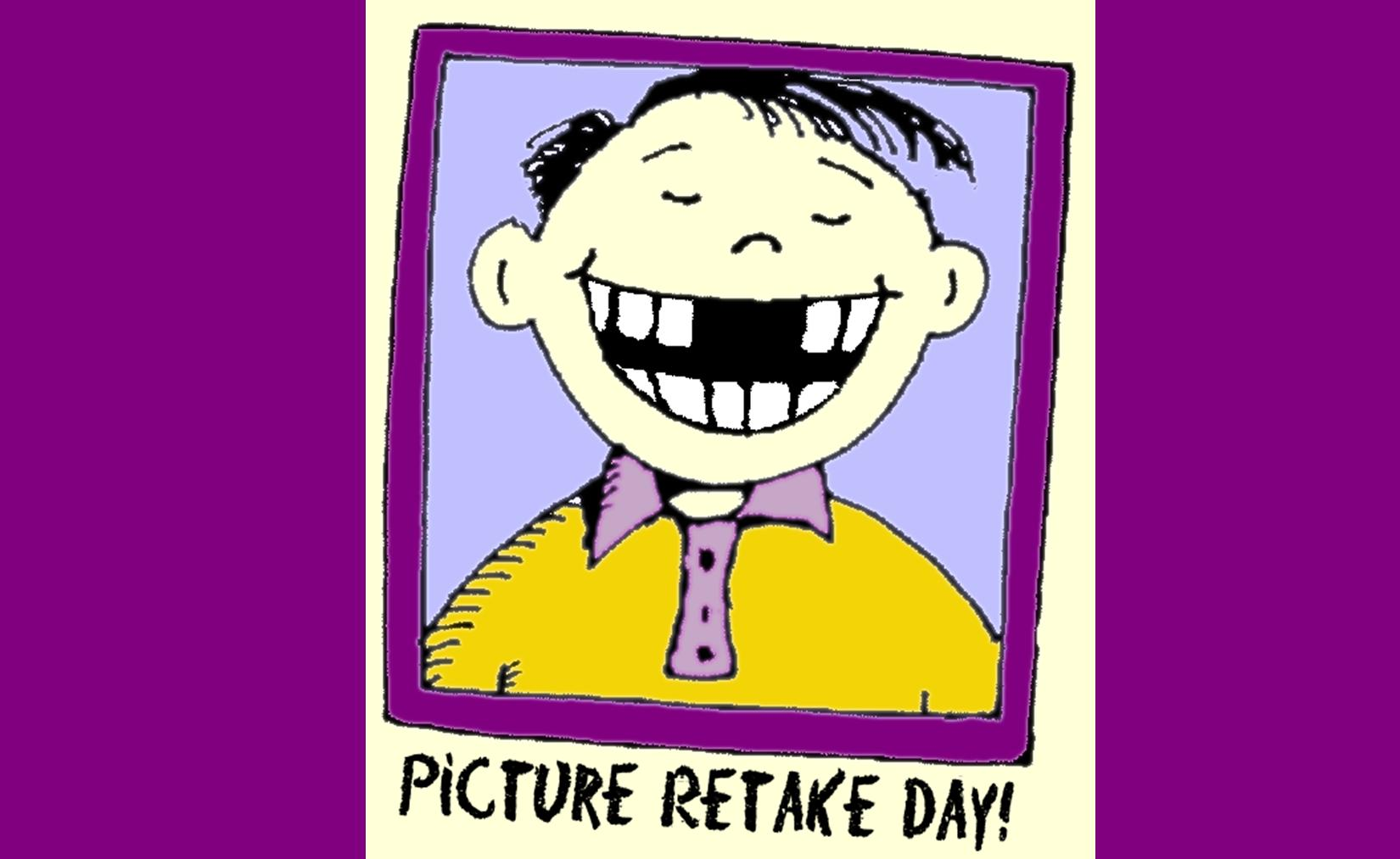 Image result for picture retakes