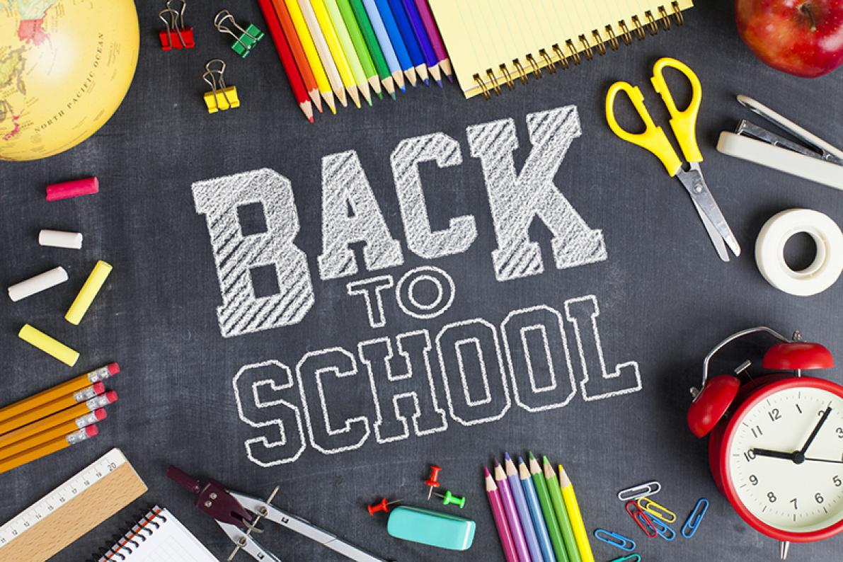 Back to School 2020-21